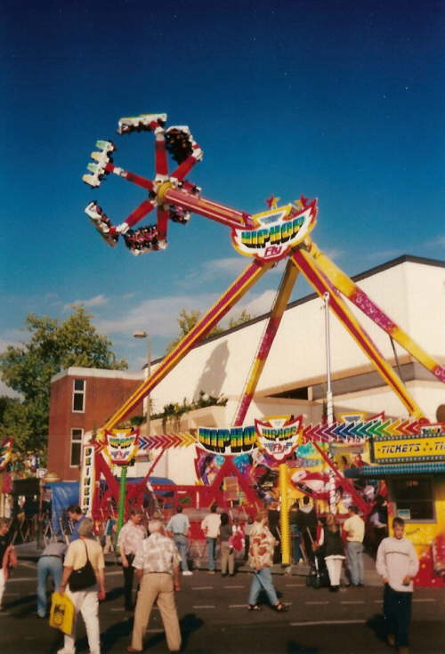 Kirmes in Eitorf